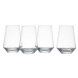 4-Piece Tritan® Stemless Bordeaux Glass Set   Dillards