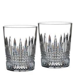 Lismore Diamond Crystal Tumbler, Set of 2   Dillards