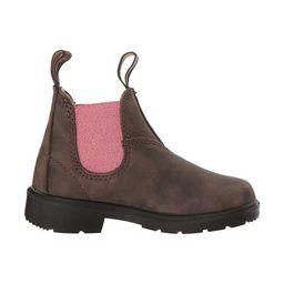 Blundstone Kids BL1438 (Toddler/Little Kid/Big Kid) Rustic Brown/Pale Pink | Walmart (US)