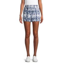 Time and Tru Women's Beach Shorts | Walmart (US)