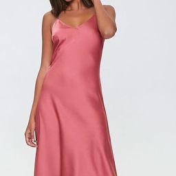 Satin Slip Dress   Forever 21 (US)