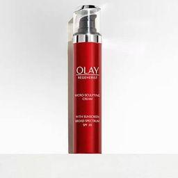 Regenerist   Micro-Sculpting Cream Moisturizer   SPF 30   Olay