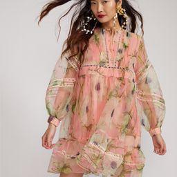 Poppy Organza Dress | Cynthia Rowley