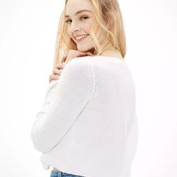 AE Cropped Cardigan | American Eagle Outfitters (US & CA)