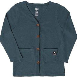 Rags Essentials Kids Cardigan (Unisex) | Long-Sleeve Boy or Girl Sweater | Amazon (US)
