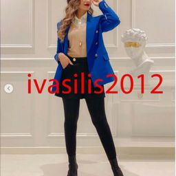 ZARA NEW WOMAN TAILORED DOUBLE-BREASTED BLAZER JACKET COBALT BLUE XS-XL 8858/293    eBay   eBay US