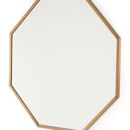 36in Hexagon Mirror | TJ Maxx