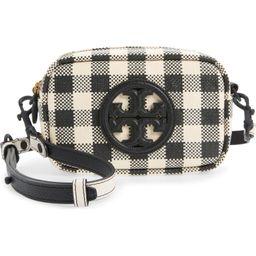 Perry Gingham Crossbody Camera Bag   Nordstrom