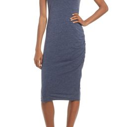 Side Ruched Body-Con Dress | Nordstrom