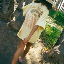 Van Halen T-Shirt Dress | Urban Outfitters (US and RoW)
