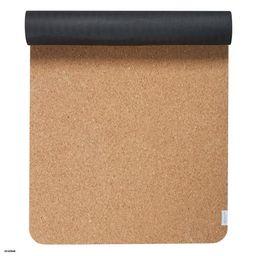 Evolve by Gaiam Cork Yoga Mat, 5mm | Walmart (US)
