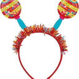 Adult Fiesta Time Maracas Headbopper- 1 pc.   Amazon (US)