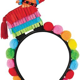 amscan Mini Donkey Pinata Headband- 1 pc.   Amazon (US)