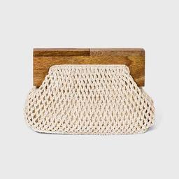 Women's Crochet Coin Purse - A New Day™ | Target