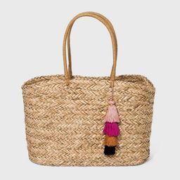 Straw Tote Handbag - A New Day™ | Target