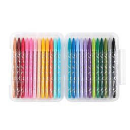 Colorful Fine-Tip Markers 24-Pack | Erin Condren