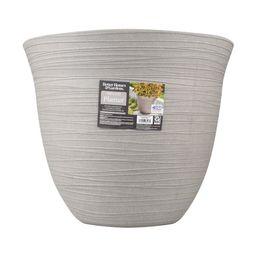 "Better Homes & Gardens Terrence 19"" Resin Planter Cement | Walmart (US)"