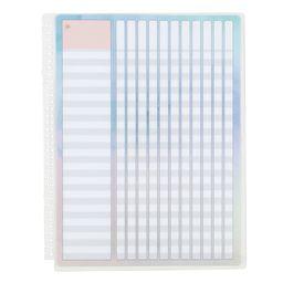 Snap-In Checklist Dashboard | Erin Condren