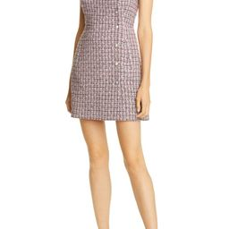 Cutler Tweed Minidress | Nordstrom
