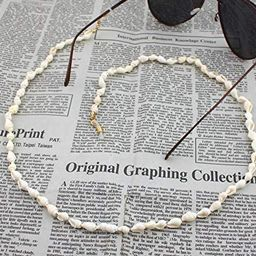 Eyeglass Chains for Women Beaded Reading Glasses Cords Sunglasses Holder String Holder Strap Lany... | Amazon (US)