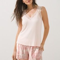 Sleeveless Short Pajama Set | Soma Intimates
