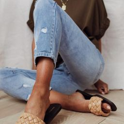 Braided Strap Sandals | Bohme