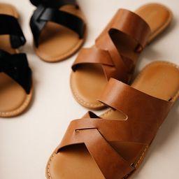 Cambria Cut Out Sandal | Bohme