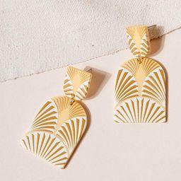 Sunrise Clay Earrings | Bohme