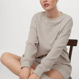 Pajama Top and Shorts | H&M (US)