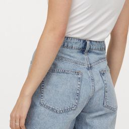 High Waisted Shorts | H&M (UK, IE, MY, IN, SG, PH, TW, HK, KR)