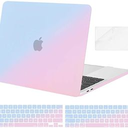 MOSISO Compatible with MacBook Pro 13 inch Case 2016-2020 Release A2338 M1 A2289 A2251 A2159 A198... | Amazon (US)