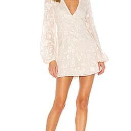 Tularosa Ryland Dress in Cream from Revolve.com | Revolve Clothing (Global)
