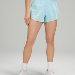 """Find Your Pace Short 3"""" Lined 
