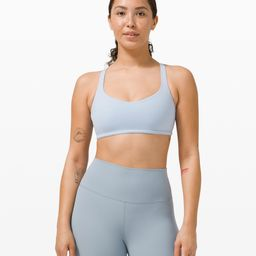 Free to Be Bra - Wild Light Support, A/B Cup | Lululemon (US)