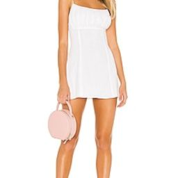 superdown Beverly Cami Dress in White from Revolve.com | Revolve Clothing (Global)