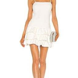 LIKELY Amica Dress in White from Revolve.com | Revolve Clothing (Global)