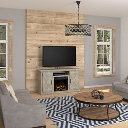 """Terryville Fireplace TV Stand for TVs up to 55""""   Walmart (US)"""
