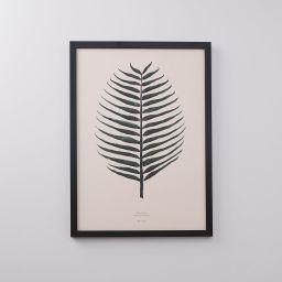 Palm Leaf Print   Schoolhouse