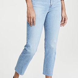 Wedgie Straight Jeans | Shopbop