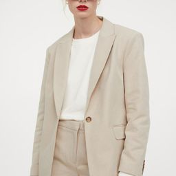 Relaxed Jacket | H&M (US)