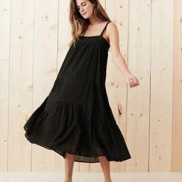 Summer Dress - Black   Jenni Kayne   Jenni Kayne