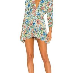 MISA Los Angeles Chiara Dress in Oasis Floral from Revolve.com   Revolve Clothing (Global)