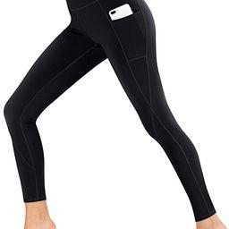Heathyoga Yoga Pants for Women with Pockets High Waisted Leggings with Pockets for Women Workout ... | Amazon (US)