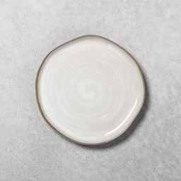 Stoneware Reactive Glaze Salad Plate - Hearth & Hand™ with Magnolia | Target