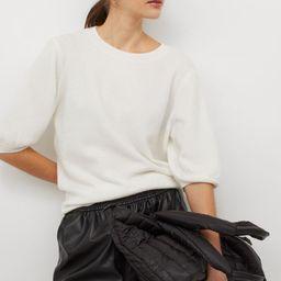 Fine-knit Top | H&M (US)