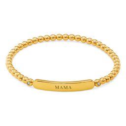 Mama Script Stretch Bracelet | Nordstrom