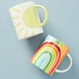 Sunny Day Mug   Anthropologie (US)