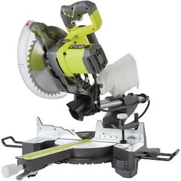 RYOBI 15 Amp 10 in. Sliding Compound Miter Saw with LED-TSS103 - The Home Depot | The Home Depot