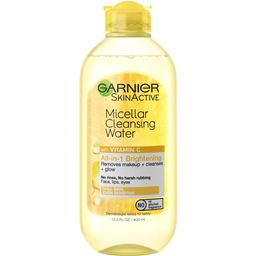 Garnier SkinActive Micellar Cleansing Water with, to Cleanse Skin, Remove Makeup, and Brighten Du... | Amazon (US)