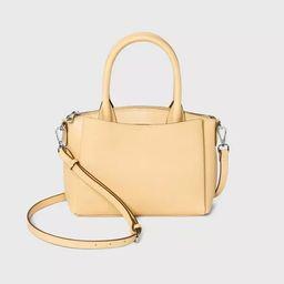 Small Dome Satchel Handbag - A New Day™ | Target